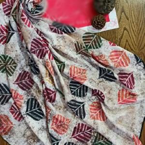 روسری نخی پاییزه-تصویر 4
