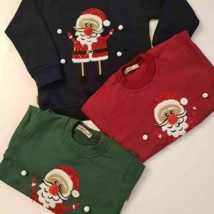 بلوز شلوار بابانوئل-تصویر 3