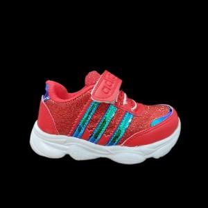 کفش کتانی آدیداس قرمز