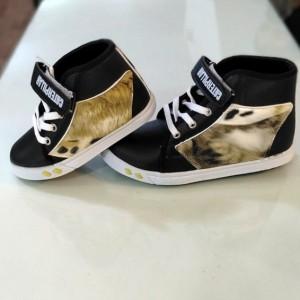 کفش نیم بوت بچگانه