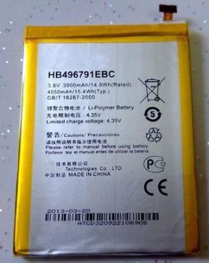 باطری اصلی هوآوی  Huawei Mate 2  HB496791EBW-تصویر 2
