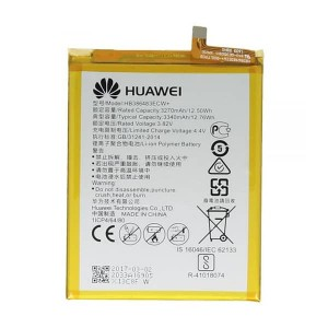 باطری اصلی هوآوی  +Huawei Honor 6x  HB386483ECW-تصویر 2