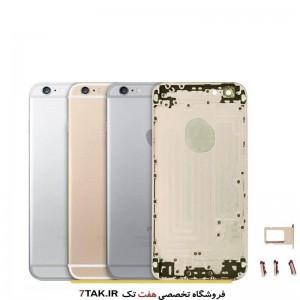 درب پشت و شاسی کامل اصلی گوشی  Apple iPhone 6 plus