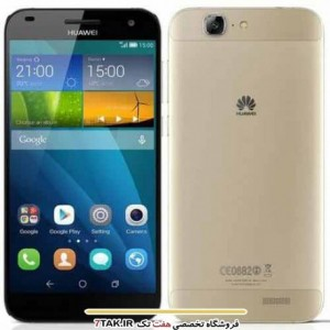 درب پشت و شاسی کامل اصلی گوشی  Huawei Ascend G7-تصویر 3