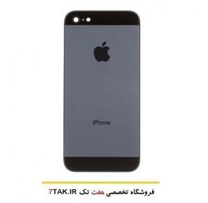 درب پشت وقاب وشاسی کامل اصلی گوشی آیفون Apple iPhone 5
