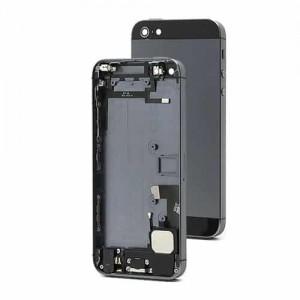 درب پشت وقاب وشاسی کامل اصلی گوشی آیفون Apple iPhone 5-تصویر 4