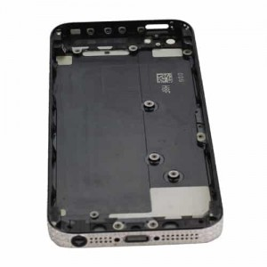 درب پشت وقاب وشاسی کامل اصلی گوشی آیفون Apple iPhone 5-تصویر 5