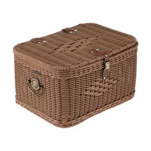 سبد پیک نیک زیبا کد 51049                            Ziba 51049 Camp Basket-تصویر 4