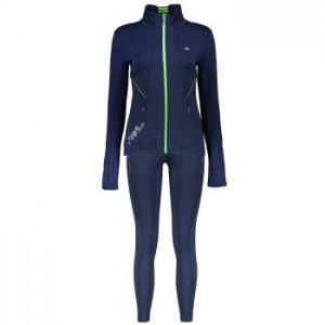 ست سویشرت و شلوار زنانه بیلسی مدل 15Y7053-MEI-NAVY-NAVY                             Bilcee 15Y7053-MEI-NAVY-NAVY Sweatshirt And Trousers Set For Women