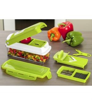 غذا ساز نایسر دایسر مدل 23 به همراه دستمال آشپزخانه-تصویر 2