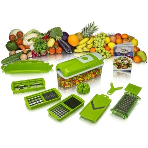 غذا ساز نایسر دایسر مدل 23 به همراه دستمال آشپزخانه-تصویر 3