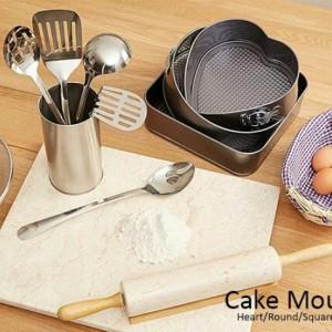 پک سه عددی قالب کیک کمربندی-تصویر 4