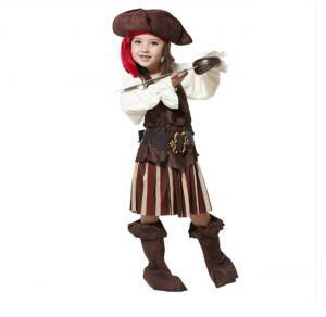 ست لباس دخترانه دزدان دریایی-تصویر 2