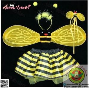 ست لباس زنبور طلایی-تصویر 2