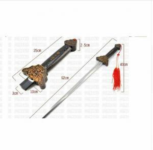 شمشیر فلزی تایچی-تصویر 3
