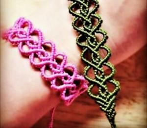 دستبند قلبی ولنتاین