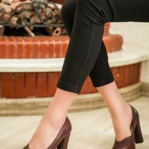 کفش مجلسی جنس چرم صنعتی درجه یکPam-تصویر 2