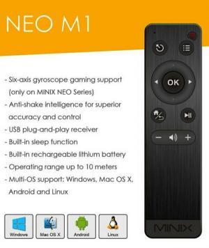 Air Mouse Minix Neo M1 | کنترل ایر ماوس مینیکس-تصویر 4