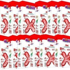 کاندوم گرم ایکس دریم 12 بسته 12 تایی(یک دوجین)