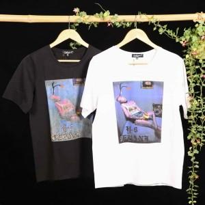 تی شرت طرح آدمک-تصویر 2