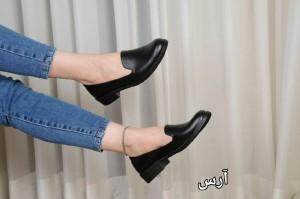 کفش پاشنه دار آرس-تصویر 4