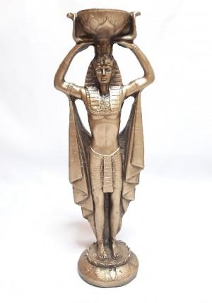 مجسمه مصری سه تیکه-تصویر 3