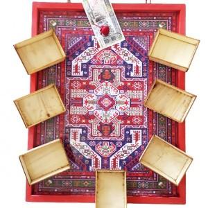 چرخ طوافی دکوری نماد اصالت و سنت ایرانی-تصویر 2
