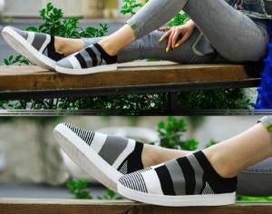 کفش کتانی بافتی-تصویر 3
