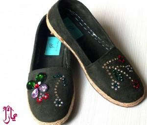 کفش پروانه