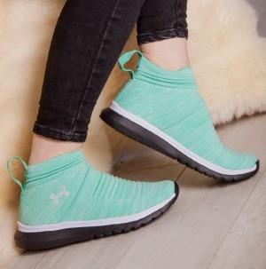 کفش کتانی زنانه کتونی اندرامور ساقدارزنانه-تصویر 4