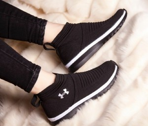 کفش کتانی زنانه کتونی اندرامور ساقدارزنانه-تصویر 2
