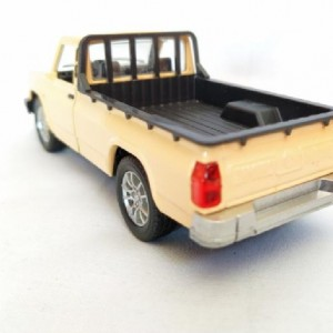 ماکت مدل عقب کشاسباب بازینیسان آبی-تصویر 2