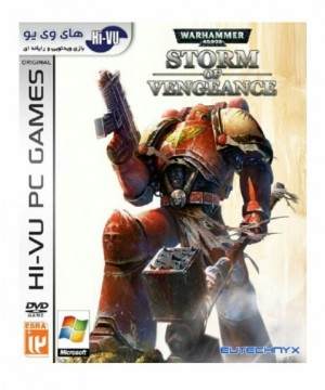 بازی رایانه ای warhammer storm of vengeance