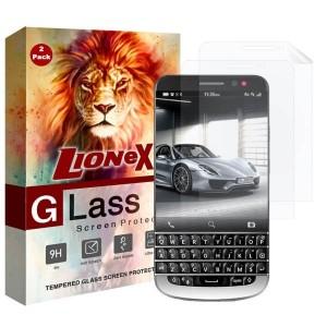 محافظ صفحه نمایش مدل نانو گلس مناسب برای گوشی موبایل بلک بری Q30