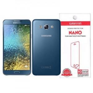 محافظ صفحه نمایش مدل نانو گلس مناسب برای گوشی موبایل سامسونگ e7