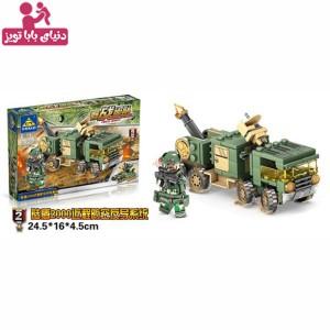 لگو تانک جنگی کازی KY84056-2