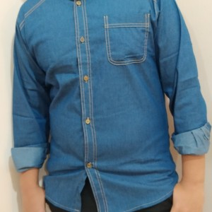 پیراهن جین مردانه-تصویر 3