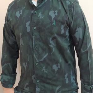 پیراهن ارتشی-تصویر 3