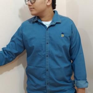 پیراهن جین مردانه-تصویر 4