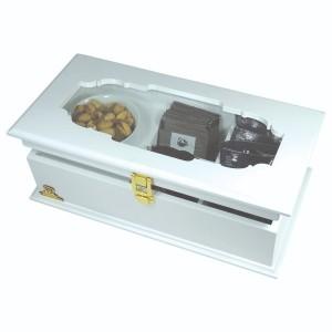 جعبه آجیل و خشکبار جعبه پذیرایی جعبه چوبی-تصویر 2