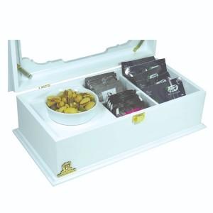 جعبه آجیل و خشکبار جعبه پذیرایی جعبه چوبی-تصویر 5