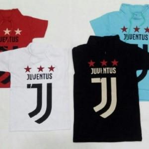 تی شرت یقه آرشال پسرانه طرح یوونتوس-تصویر 2