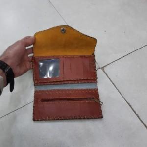 کیف پول چرم طبیعی-تصویر 4