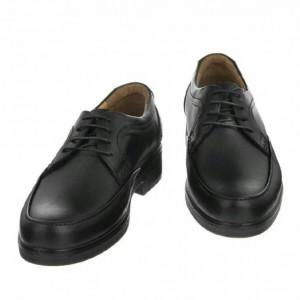 کفش مجلسی تمام چرم T12مشکی