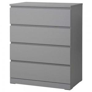 دراور وینیکا مدل MALM-Grey4