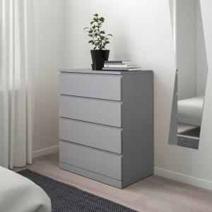 دراور وینیکا مدل MALM-Grey4-تصویر 2