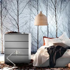 دراور وینیکا مدل MALM-Grey4-تصویر 3