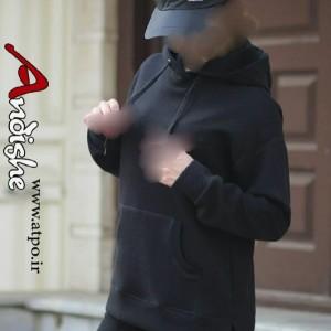 هودی زنانه مدل آماندا-تصویر 4