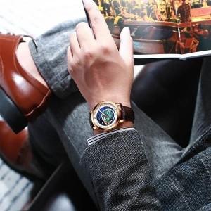 ساعت مردانه MEGALITH Automatic-تصویر 2