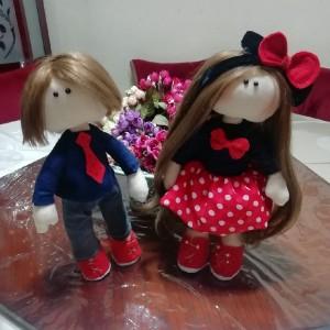 عروسک روسی ست-تصویر 3